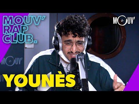Youtube: YOUNES:«Bientôt à la mode», ses débuts, l'écologie, Rouen…