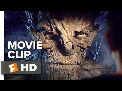 A Monster Calls Movie CLIP - I've Come to Get You (2016) - Liam Neeson Movie