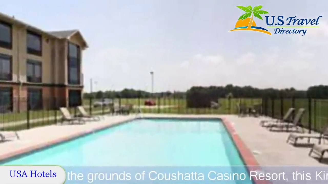Best Western Inn At Coushatta Kinder Hotels Louisiana