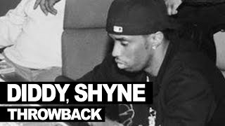 Diddy, Shyne freestyle #CantStopWontStop Throwback 1999