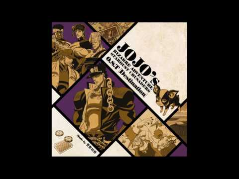JJBA: 「Destination」 OST-01 A Party of Stardust