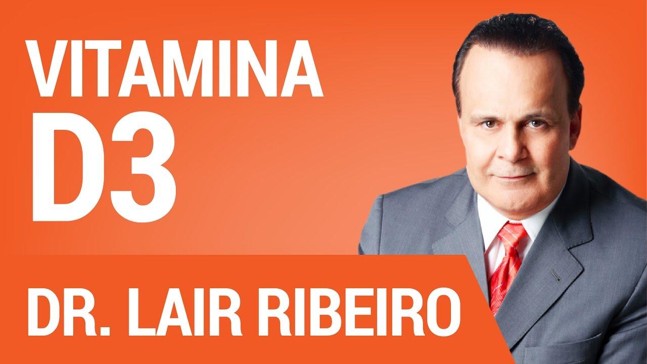 Vitamina D3 | Hangout com Dr. Lair Ribeiro