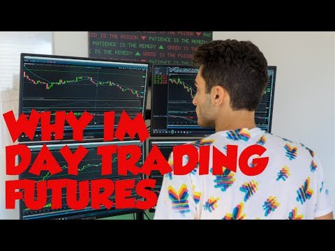 WHY I AM STARTING TO DAY TRADE FUTURES! $500+ A DAY