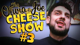 Goat Cheese Extravaganza- O&J Cheese Show - #3
