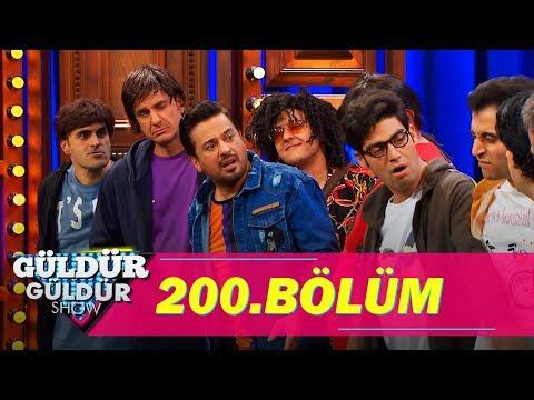 Güldür Güldür Show 200.Bölüm (Tek Parça Full HD)