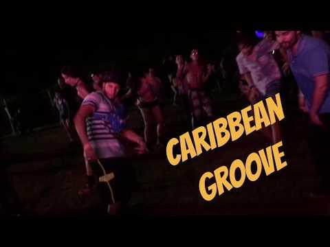 Caribbean Groove Rave Puerto Rico  (CeibaPR2016) DNB NATION PR