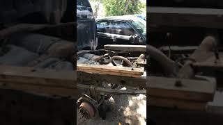00gmc Frame Repair Part 1