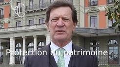Rapport d'évaluation de politique de protection de patrimoine