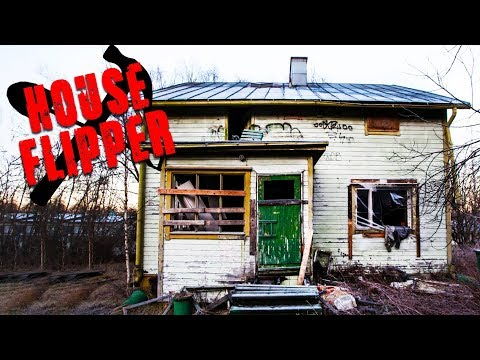 FLIPPING the NASTIEST HOUSES Ever! - House Flipper Gameplay - Beta