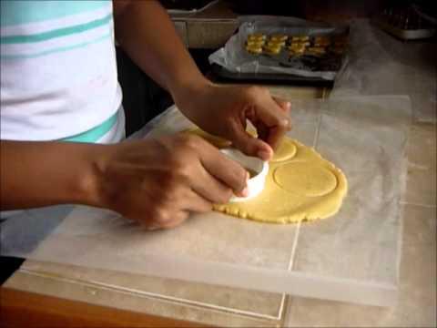 como preparar alfajores peruanos