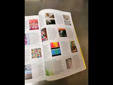 Aesthetica Artists Directory Dec/Jan Print And Online Issues