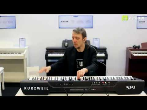 Nagrania dla muzykuj.com – Kurzweil SP1  – musikmesse 2018 gra: Kamil Barański www.muzykuj.com