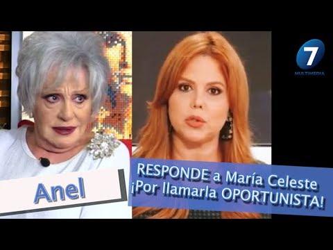 Anel RESPONDE a María Celeste ¡Por llamarla OPORTUNISTA! / Multimedia 7