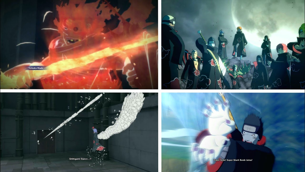 Download Naruto Shippuden Ultimate Ninja Storm 1 Pc Full Version With Gamepad Setting Google Drive By Art Destroyer