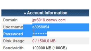 Tutorial como subir una pagina web  html a un hosting