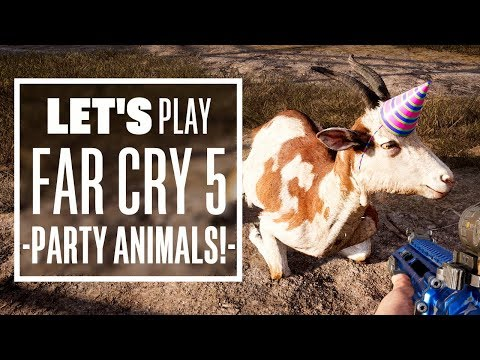 Let's Play Far Cry 5: MULCH EVERYTHING - New Far Cry 5 gameplay