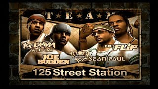 Def Jam Fight For NY (Request) - Team Match at 125 Street Station (Hard)