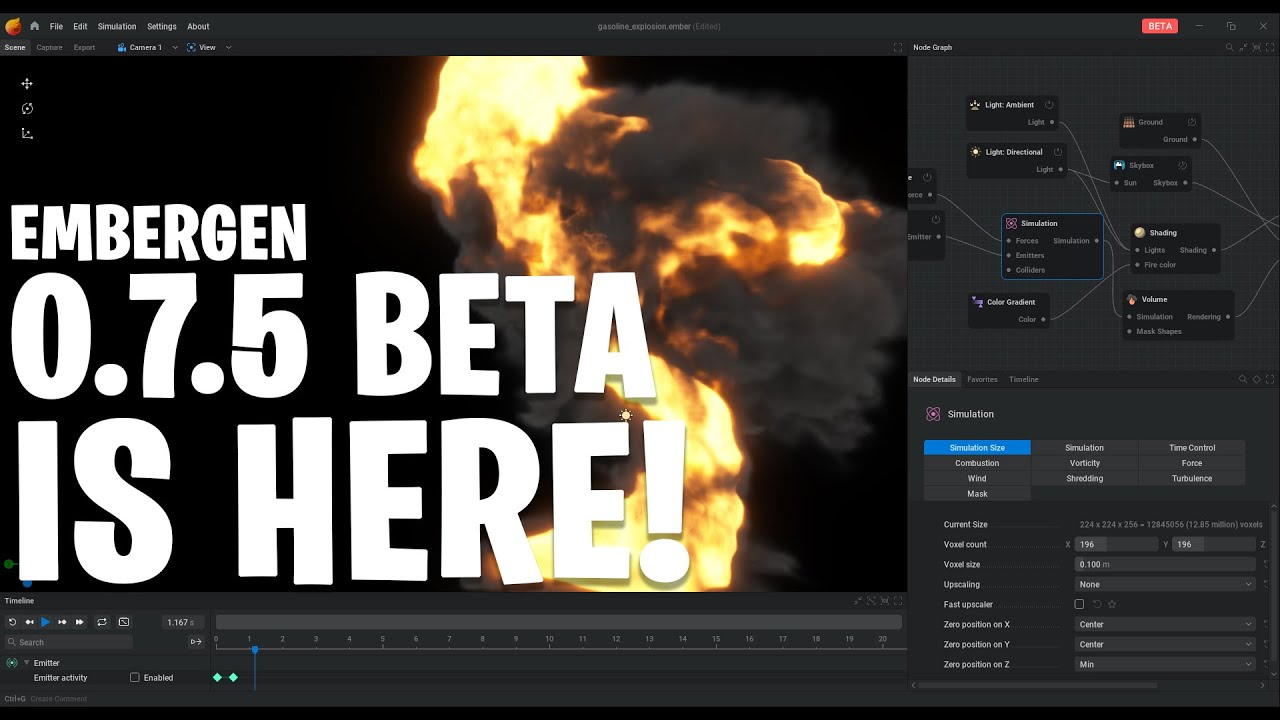 Embergen Beta 0.7.5