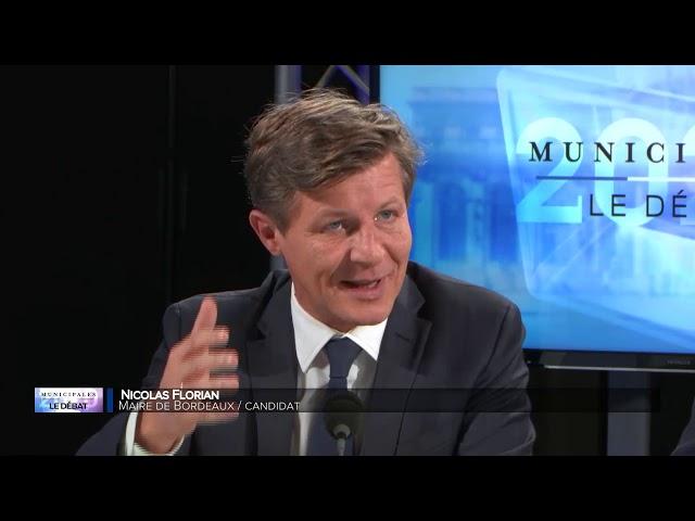 Municipales à Bordeaux  l'insécurité s'invite dans la campagne