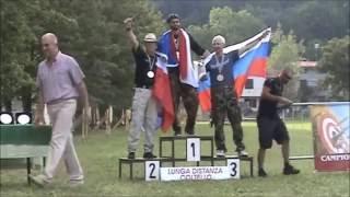 World Championship/Long Distance Knives (1st Place - Epic Instinctive Win)