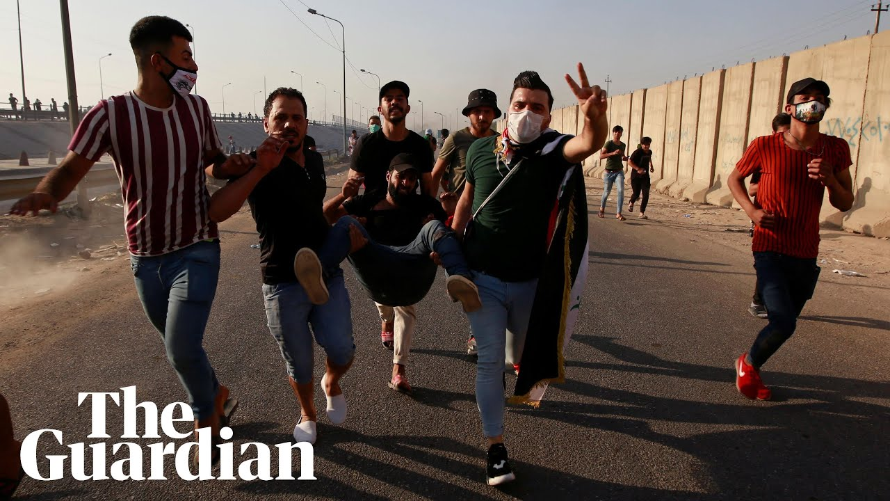Iraq protests intensify amid near-blackout of internet ...