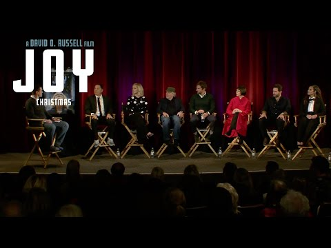 JOY  Cast & Crew Q&A HD  20th Century FOX