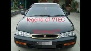 Share Pemakaian Accord Cielo VTEC 97