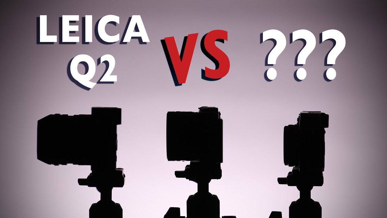 Leica Q2 vs Sony RX1R II vs Fujifilm X-100F