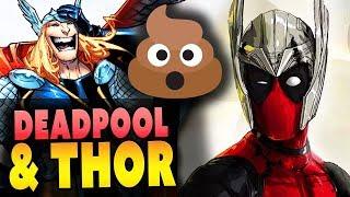 Słaby Komiks Deadpoola i Thora