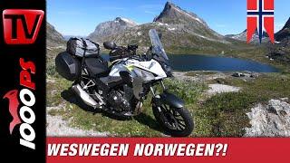 Norwegen - Ein Traum auf zwei Rädern?! - Tipps und Wissenswertes