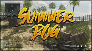 Summer Bog Coming To Modern Warfare Remastered TODAY!