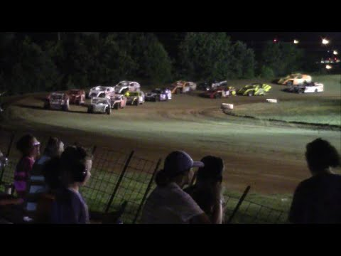 MONETT Speedway.    HALL of FAME & SEASON CHAMPIONSHIP.    August 19, 2016.