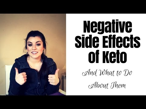Negative Side Effects of Keto | What to Do About Them