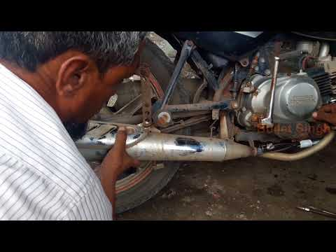 bike silencer repair - all bike  - bullet singh boisar