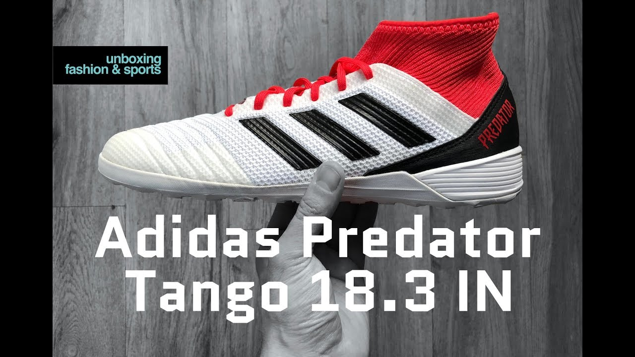 9b791e6ab Adidas Predator Tango 18.3 IN 'Cold Blooded Pack' | UNBOXING & ON FEET | football  boots | 2018 | 4K