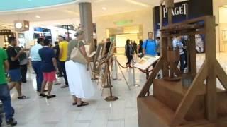 Ancient Engineering Tool At Dubai Mall