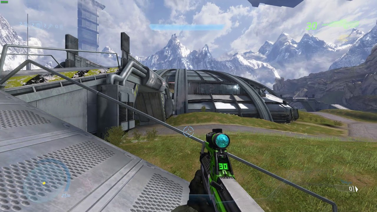 Halo 3 CE: Breaking the view-models xD