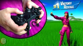 So I Bought THE BEST Controller in Fortnite...