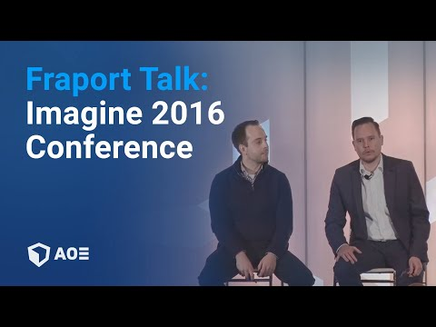 Mastering Omnichannel Retailing at Frankfurt Airport - Imagine 2016 Conference Talk