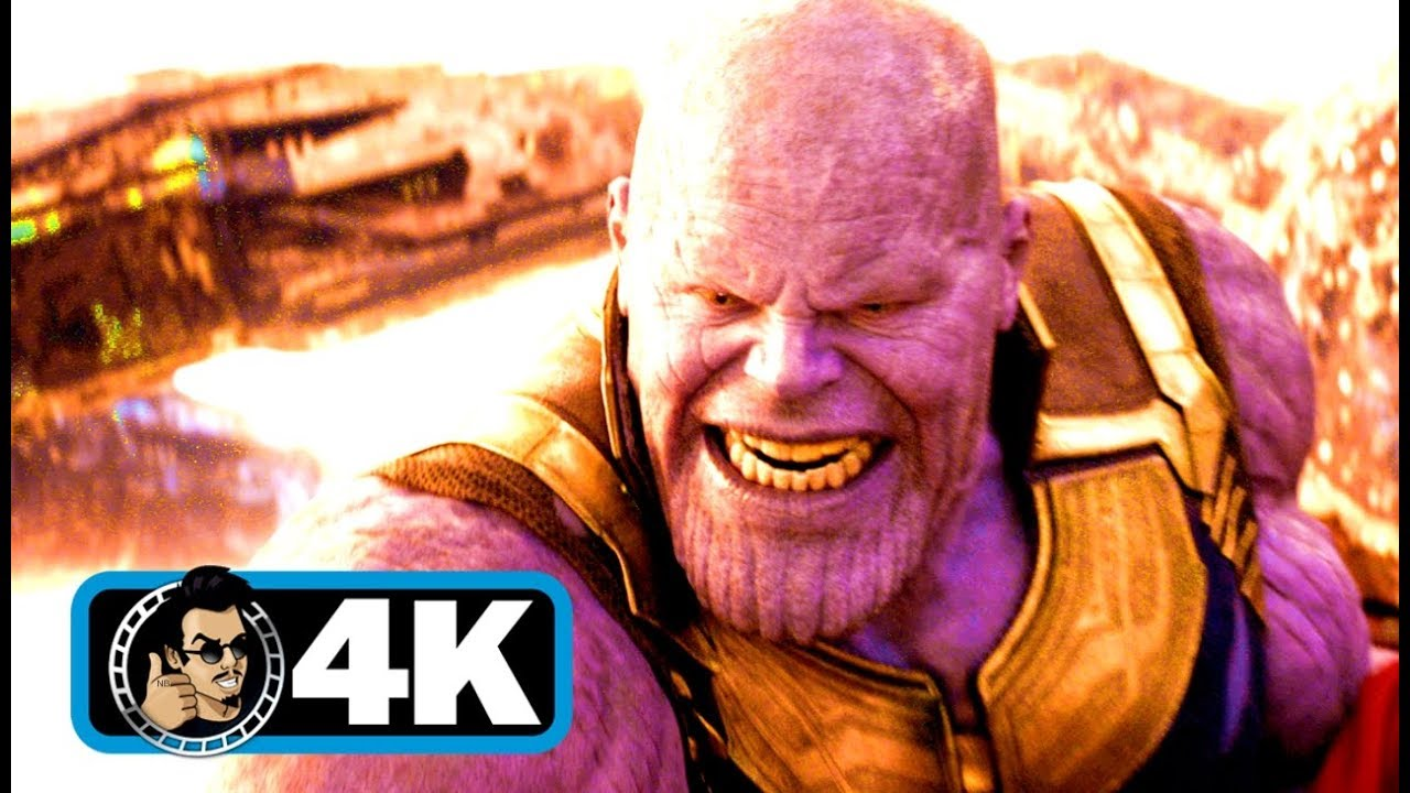 Avengers: Infinity War Clips Showcase the Battle Against Thanos – /Film
