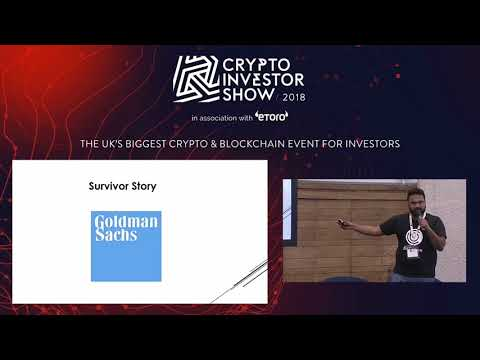 Bitclave | KR1 Stage | Crypto Investor Show
