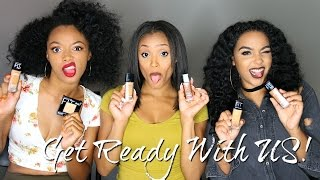 Get READY with US! Girl Squad Chit Chat