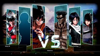 jump force characters