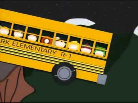 South Park Magic School Bus Youtube