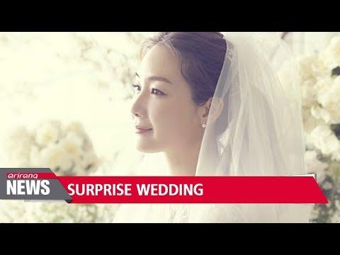 'Winter Sonata' actress Choi Ji-woo announces surprise wedding with 'non-public figure'