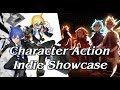 Character Action Indie Showcase I Fox Bites
