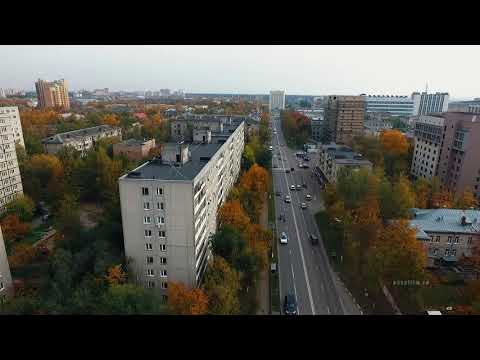 Город Жуковский-наукоград.  Город людей влюблённых в небо.
