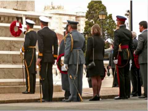 REMEMBRANCE DAY PARADE 2010  .wmv