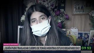Mamá de Tomás Bravo habla de conflicto que agrega más dudas al caso   Bienvenidos