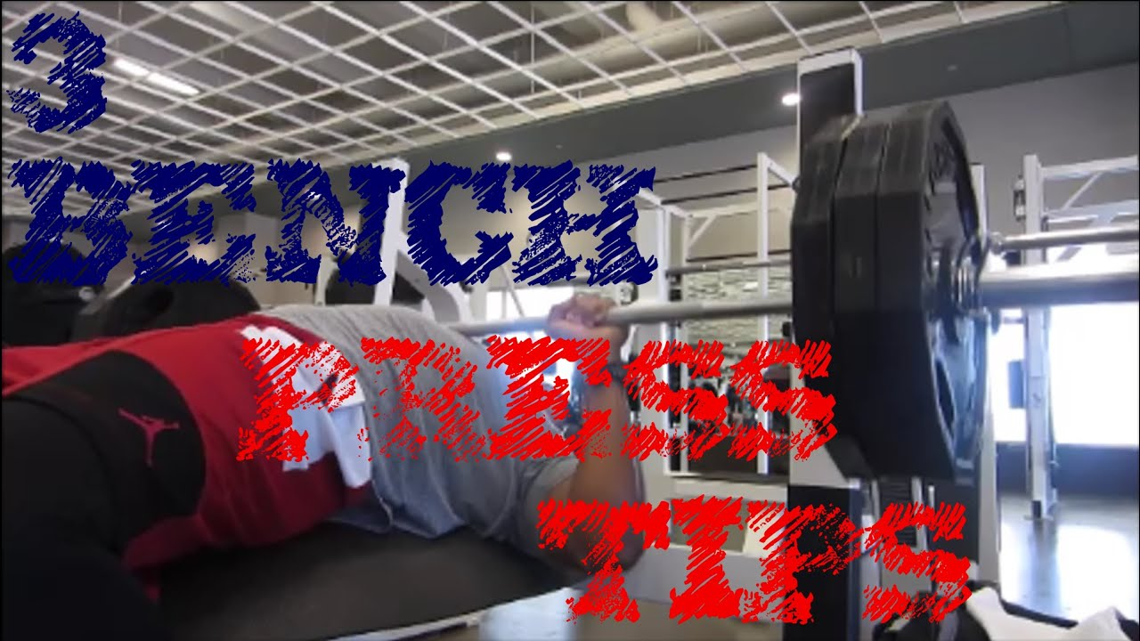 Download 3 Tips To Increase Your Bench Press!!!!